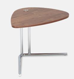推しの王子様(おしプリ)・インテリア木製のサイドテーブル