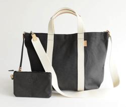 TOKYOMER・菜々緒・佐藤栞里衣装ブラックのトートバッグ