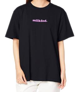 ボクの殺意が恋をした・小西はる衣装ネイビーのロゴTシャツ