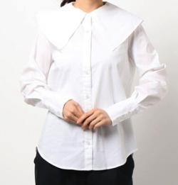 ZIP!水卜麻美 (みとちゃん)衣装ホワイトのシャツ