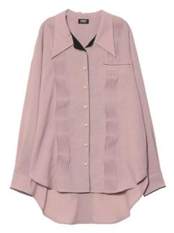 【ゼロイチ】指原莉乃(さっしー)さん衣装ピンクのシャツ