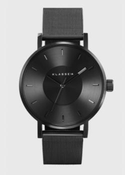 ナイトドクター・沢村一樹ドラマ衣装ブラックの腕時計