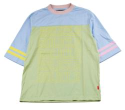 イタイケに恋して菊池 風磨 ・渡辺大知・アイクぬわらブルーxグリーンのTシャツ