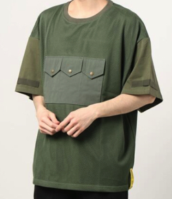 彼女はキレイだった(かのきれ) 赤楚衛二(樋口拓也)ドラマ衣装グリーンのTシャツ
