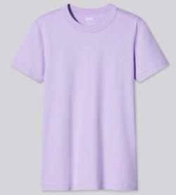 ハコヅメ・戸田恵梨香衣装ライトパープルのTシャツ