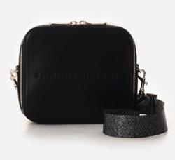 イタイケに恋して・石井杏奈衣装ブラックのショルダーバッグ