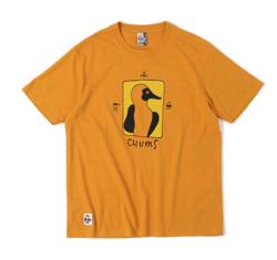 イタイケに恋して・石井杏奈衣装オレンジのロゴTシャツ