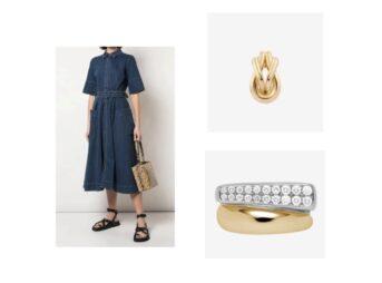 【めざましテレビ】木村佳乃さん衣装(イヤリング・指輪)のブランドはこちら♪(2021/9/8)
