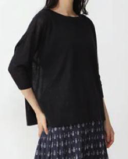 プロミスシンデレラ・二階堂ふみドラマ衣装ブラックのブラウス