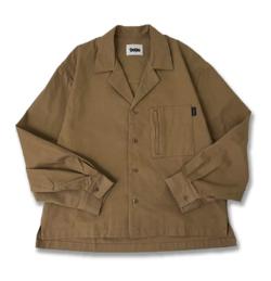 ナイトドクター岸優太 ドラマ衣装ブラウンのジャケット