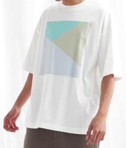 プロミスシンデレラ・眞栄田郷敦衣装ホワイトのプリントTシャツ