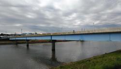 ハコヅメ・ロケ地菊乃(松井玲奈)が電話してた橋