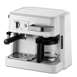 彼女はキレイだった・インテリアシルバーのコーヒーメーカー