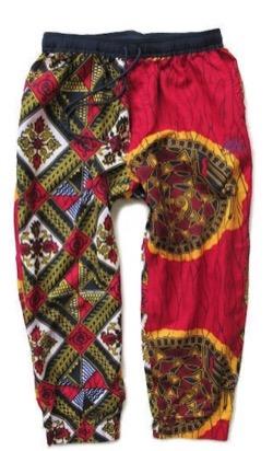 イタイケに恋して【菊池風磨】赤いアフリカン柄パンツ