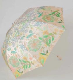 【彼女はキレイだった(かのきれ)・第2話】小芝風花(佐藤愛)ドラマ衣装・ファッション/服・アクセ・靴・バッグ・腕時計・小道具など/のブランド(2021/7/13)花柄の傘