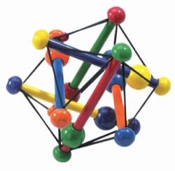 木のボールのカラフルな知育玩具 【#家族募集します】俊平(重岡大毅)の会社に置かれている絵本・おもちゃ・家電(ウォーターサーバー・ランプ・空気清浄機)など紹介♪