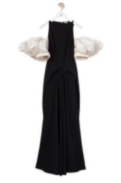 【めざましテレビ】今田美桜さん衣装(ワンピース)のブランドはこちら♪(2021/7/12)黒いワンピース