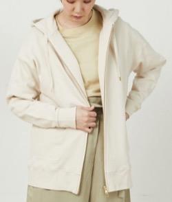 Night Doctor(ナイト・ドクター)波瑠・ドラマ衣装白いパーカー