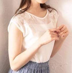女の戦争【尾崎真花】刺繍デザインブラウス