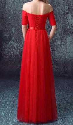 プロミスシンデレラ・二階堂ふみドラマ衣装赤いドレス
