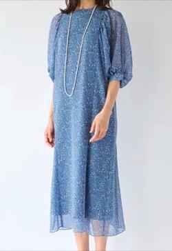 【スッキリ】岩田絵里奈アナ 衣装(ブラウス・パンツ)のブランド(2021/7/27)ブルーのシアーワンピース