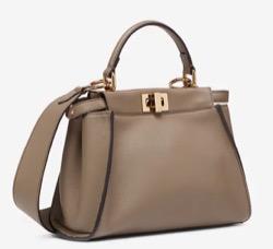 TOKYOMER・仲里依紗(高輪千晶)ドラマ衣装ブラウンのバッグ