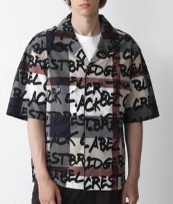 佐野勇斗(徳丸元一)・フォンチー(ホアン・ラン・ミン)ドラマ衣装【佐野勇斗】チェックのロゴシャツ