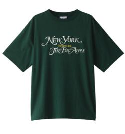 ヒルナンデス!・佐藤栞里衣装グリーンのロゴTシャツ