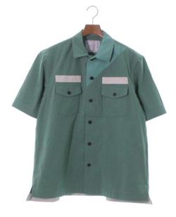 彼女はキレイだった(かのきれ) 赤楚衛二(樋口拓也)ドラマ衣装グリーンのシャツ