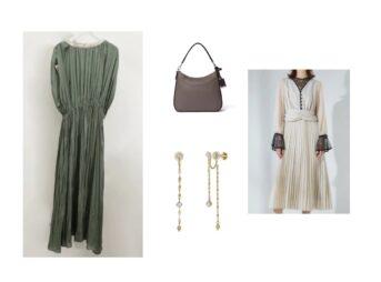 鷲見玲奈アナの衣装や着用ファッション(ワンピ・パンプス・アクセなど)ブランドはこちら♪