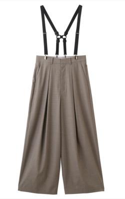 有吉の壁佐藤栞里衣装グレーのワイドパンツ