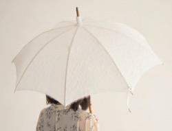 h漂着者【シシド・カフカ】白い傘