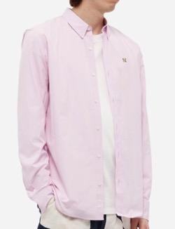 【赤楚衛二】ピンクのシャツ