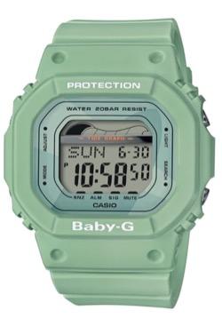 【おかえりモネ】清原果耶衣装グリーンの腕時計