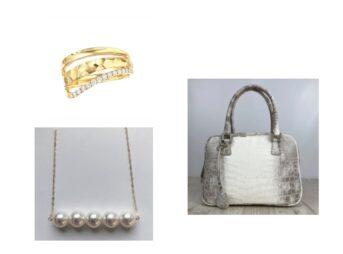 【プロミスシンデレラ 衣装】かたせ梨乃ドラマ衣装・ファッション(ネックレス・指輪・バッグ)ブランド紹介♪
