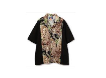 【櫻井・有吉THE夜会】平野紫耀(キンプリ) さんの衣装・ファッション(半袖シャツ)のブランド(2021/8/12)