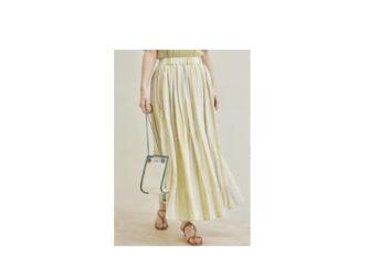 【ZIP!】畑下由佳アナ かわいい衣装・ファッション(ブラウス・スカート・ワンピース・コート)のブランド紹介♪