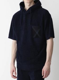 【家族募集します】重岡大毅・仲野太賀ドラマ衣装ブラックのパーカー