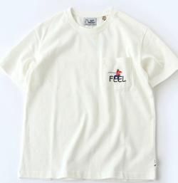【家族募集します】重岡大毅・仲野太賀ドラマ衣装ホワイトのTシャツ