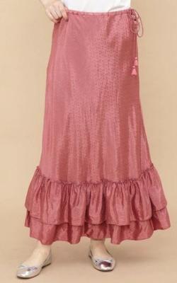 あざとくて何が悪いの?田中みな実衣装ピンクのフリルスカート