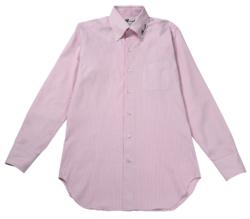 【家族募集します】重岡大毅・仲野太賀ドラマ衣装ライトピンクのシャツ
