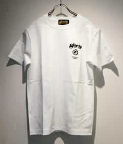 Instagram・Youtube・Weibo木村拓哉(キムタク)ホワイトのTシャツ