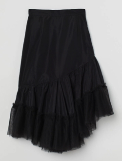 【ゼロイチ】指原莉乃(さっしー)さん衣装ブラックのチュールスカート