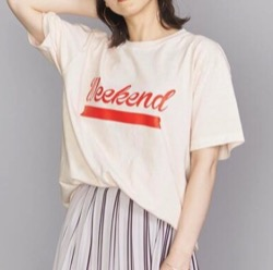 ドクターX シーズン7・米倉涼子衣装FUNG Tシャツ