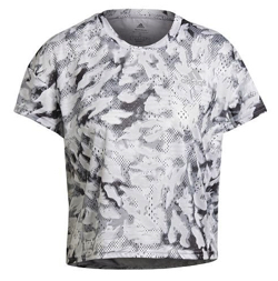 グレー系のグラフィックTシャツ