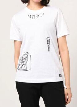 【若月佑美】ホワイトのTシャツ