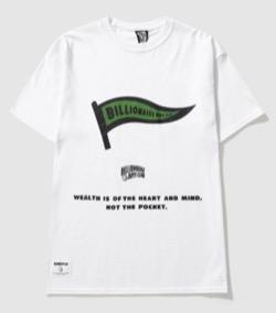 【高杉真宙】白いロゴTシャツ