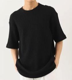 【坂口健太郎】黒いTシャツ