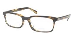 スクエア型メガネ