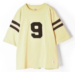 9ロゴTシャツ